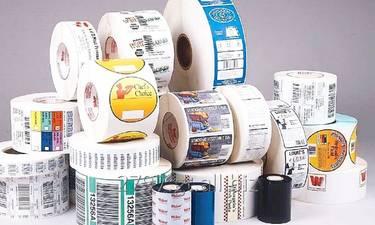 Etiquetas ink paper