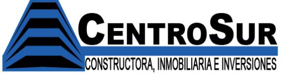 Constructora centro sur limitada